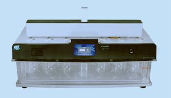 自动药物无溶出度仪的主要特点和参数