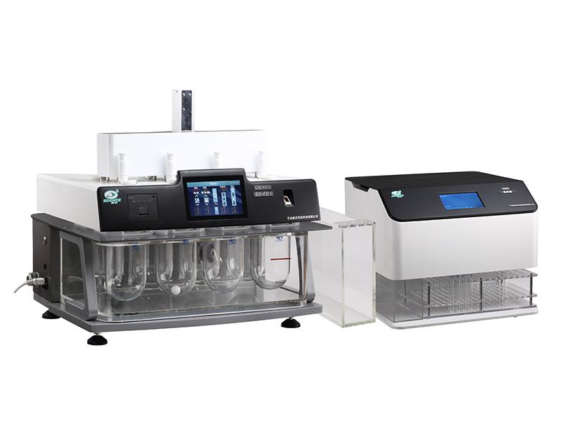 RQ810S型溶出取样收集系统